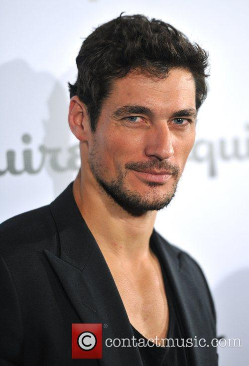 David Gandy Esquire June Issue Launch Party held...