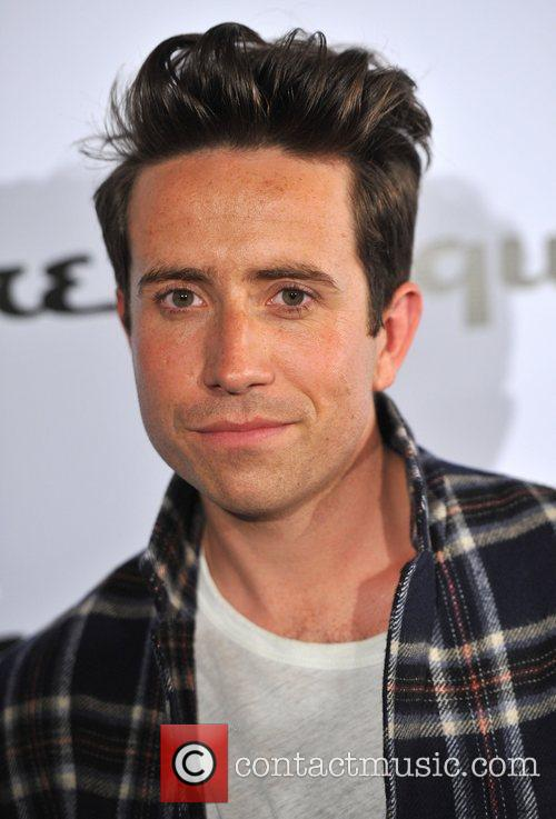 Nick Grimshaw Esquire June Issue Launch Party held...