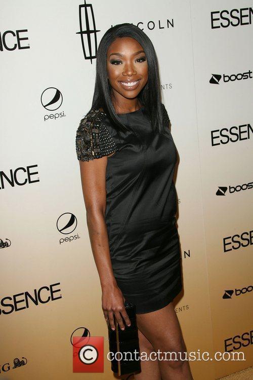 Brandy Norwood 4th Annual ESSENCE Black Women In...