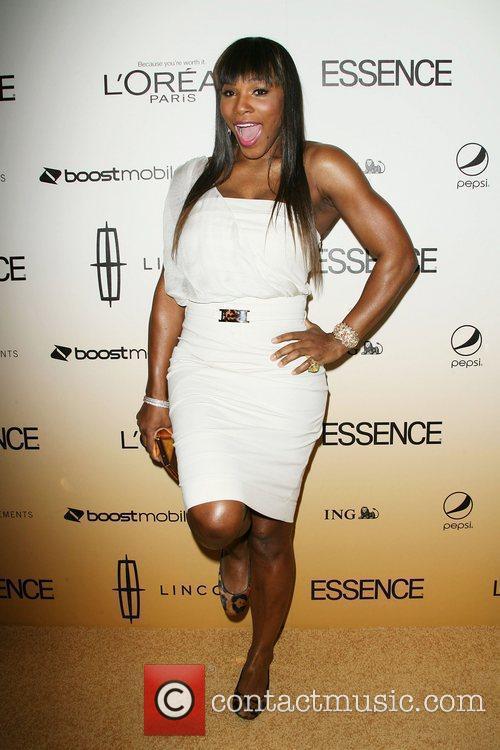 Serena Williams 4th Annual ESSENCE Black Women In...