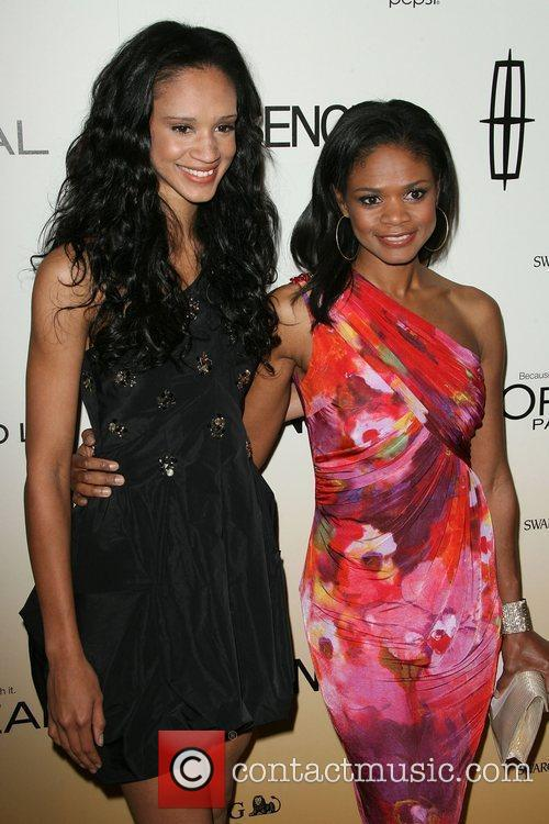 Kimberly Elise and Butterfly 3