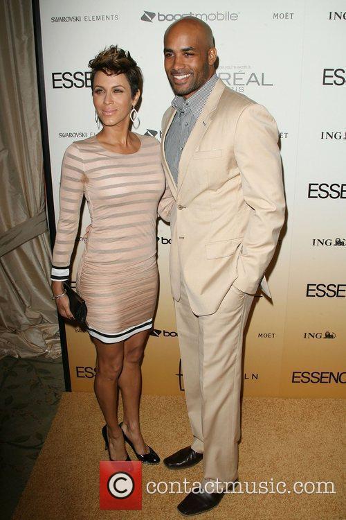 Nicole Ari Parker and Boris Kodjoe 4th Annual...