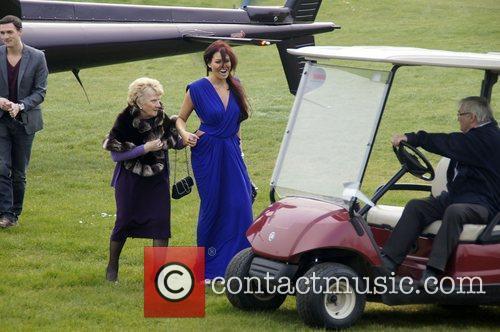 Jessica Wright and Nanny Pat   VIP...