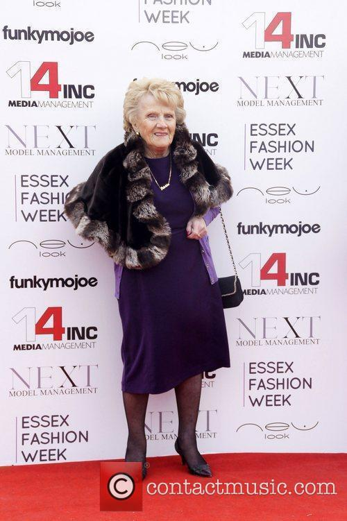 VIP day at Essex Fashion Week at Lakewell...