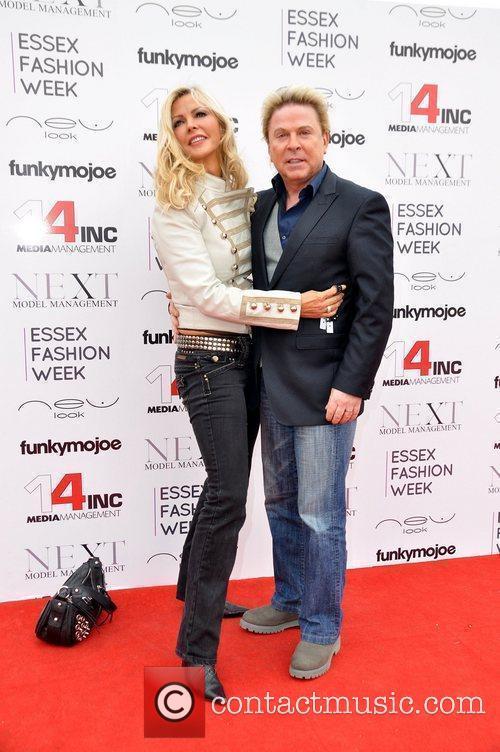 David Van Day VIP day at Essex Fashion...