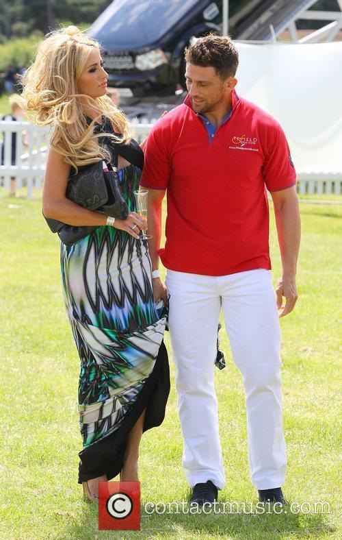 The Duke of Essex Polo Trophy at Gaynes...