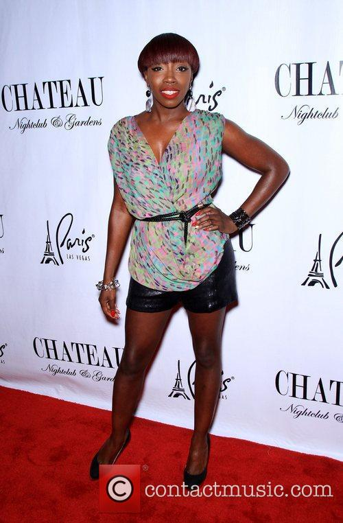 At Chateau Nightclub and Gardens at the Paris...