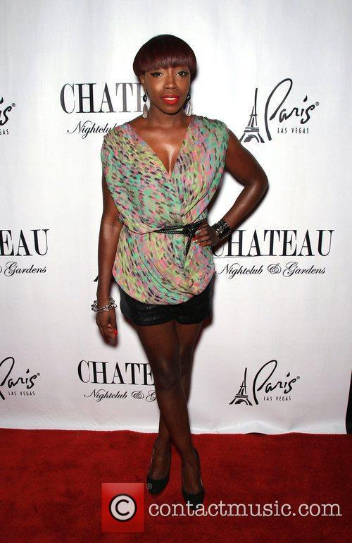 Estelle at Chateau Nightclub and Gardens at the...