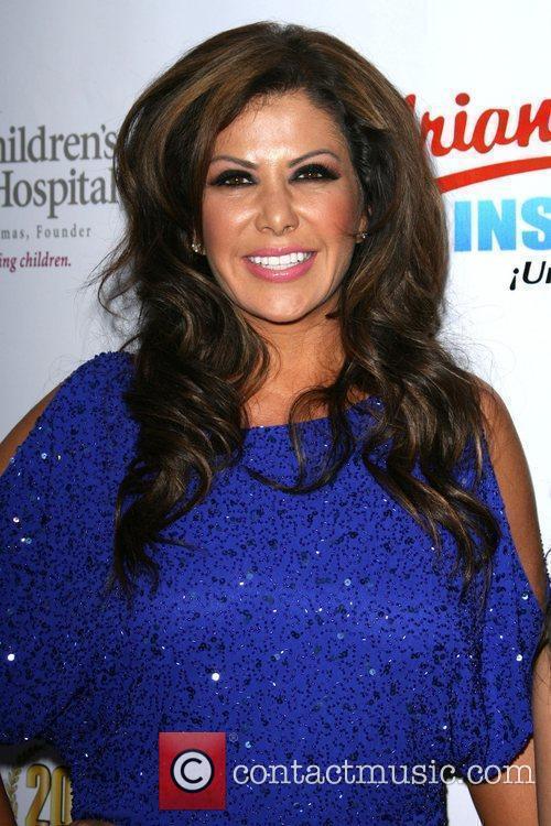 Adriana Gallardo of 'Adriana's Insurance' 2nd Annual 'Estrellas...