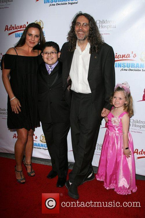 Kate del Castillo and Tom Shadyac 1