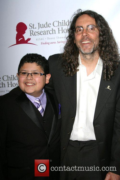 Rico Rodriguez and Tom Shadyac 2nd Annual 'Estrellas...