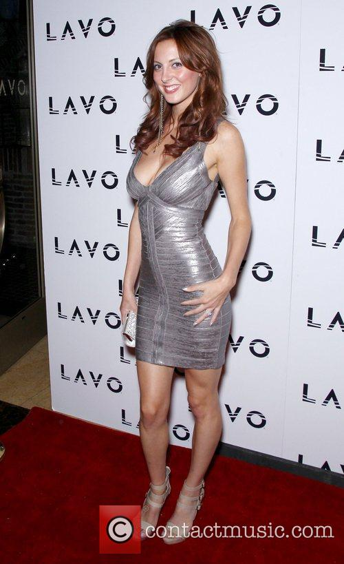 Eva Amurri celebrates her Bachelorette Party at Lavo...