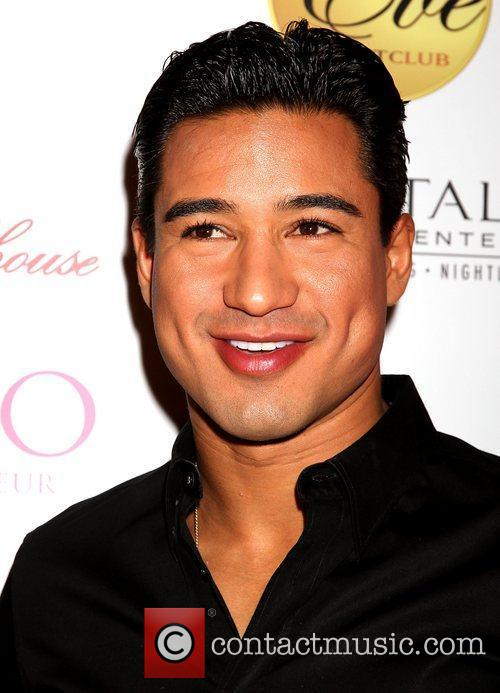 Mario Lopez Eva Longoria celebrates her birthday with...