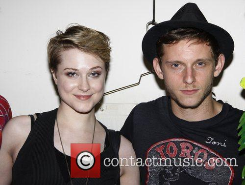 Evan Rachel Wood and Jamie Bell 4