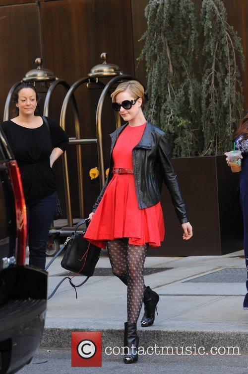 Evan Rachel Wood and Manhattan Hotel 12