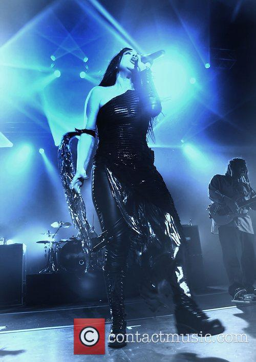 Amy Lee, Evanescence and Manchester Apollo 19