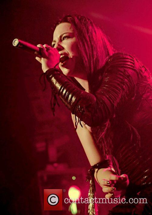 Amy Lee, Evanescence and Manchester Apollo 20