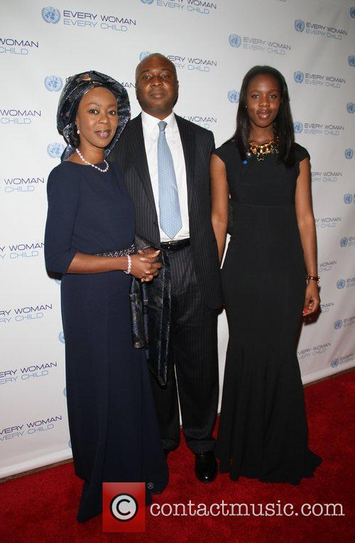 Every Woman Every Child MDG Reception at the...