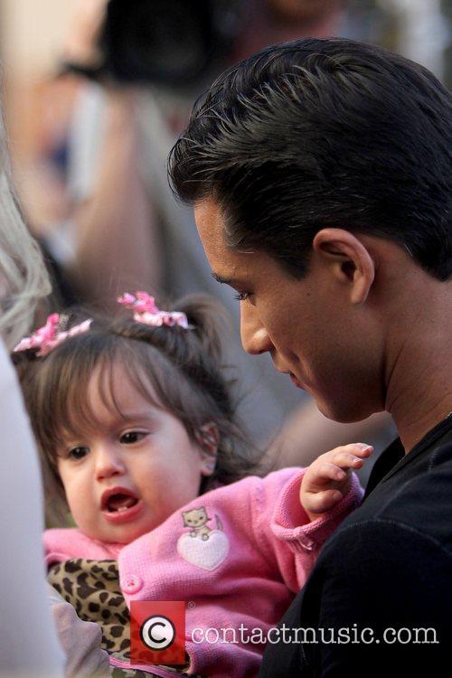 Mario Lopez, daughter Gia Lopez Mario Lopez at...