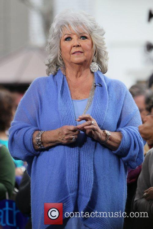 paula deen at the grove to film 3576051