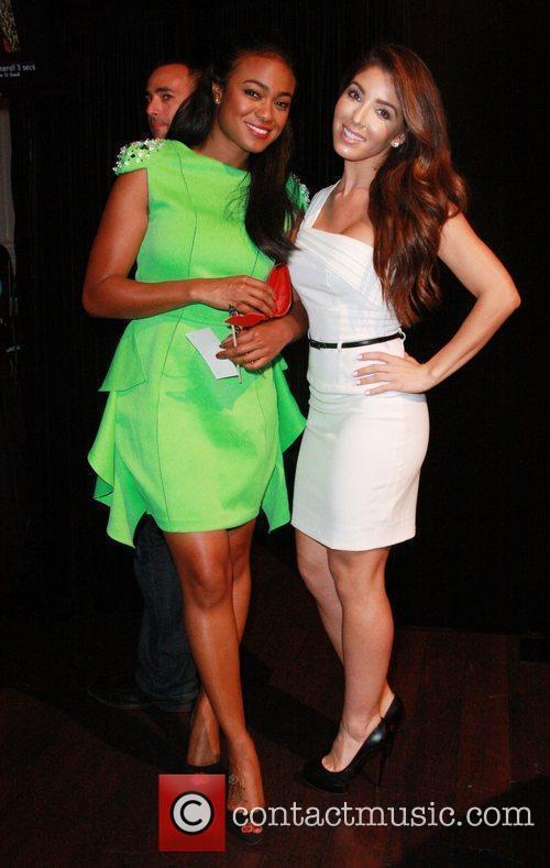 Tatyana Ali and Melissa Molinaro  attend Extreme...