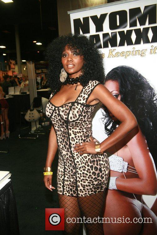 Nyomi Banxxx 2011 EXXXOTICA Expo Held at the...