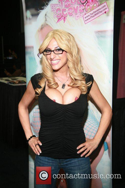 Taylor Stevens 2011 EXXXOTICA Expo Held at the...