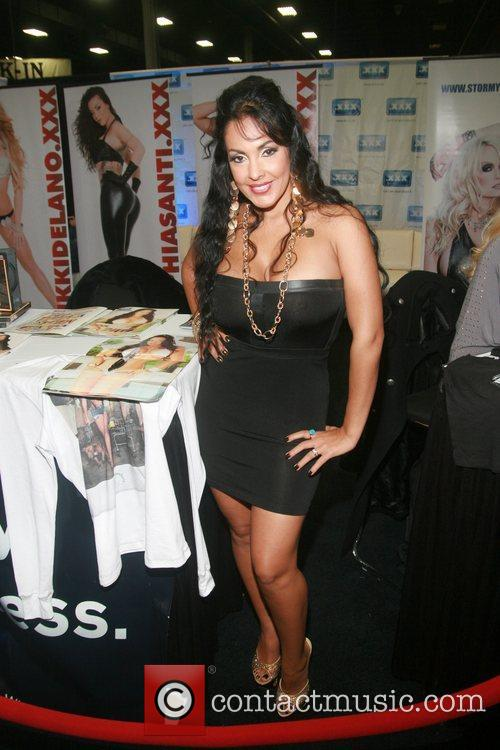 Nina Mercedez 2011 EXXXOTICA Expo Held at the...