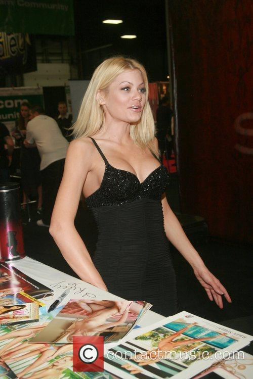 Riley Steele 2011 EXXXOTICA Expo Held at the...