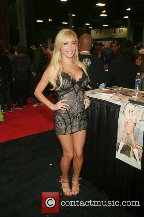 Tasha Reign 2011 EXXXOTICA Expo Held at the...