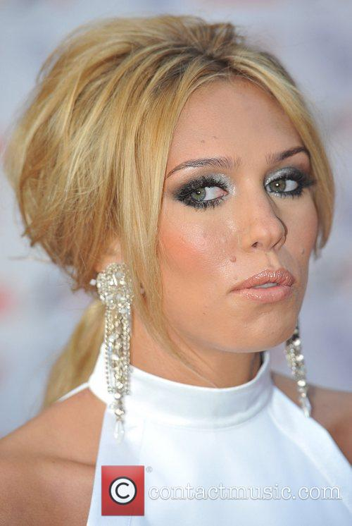 Petra Ecclestone The F1 Party held at the...