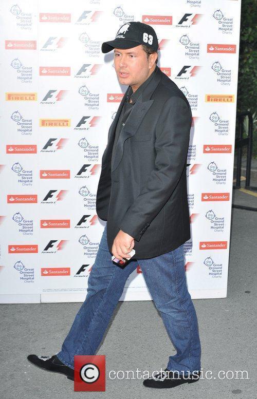 Petra Ecclestone's fiance James Stunt The F1 Party...