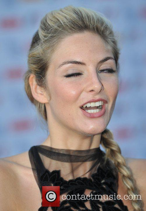 Tamsin Egerton The F1 Party held at the...