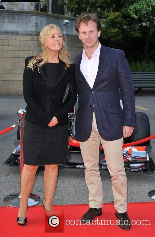 Christian Horner and guest The F1 Party held...