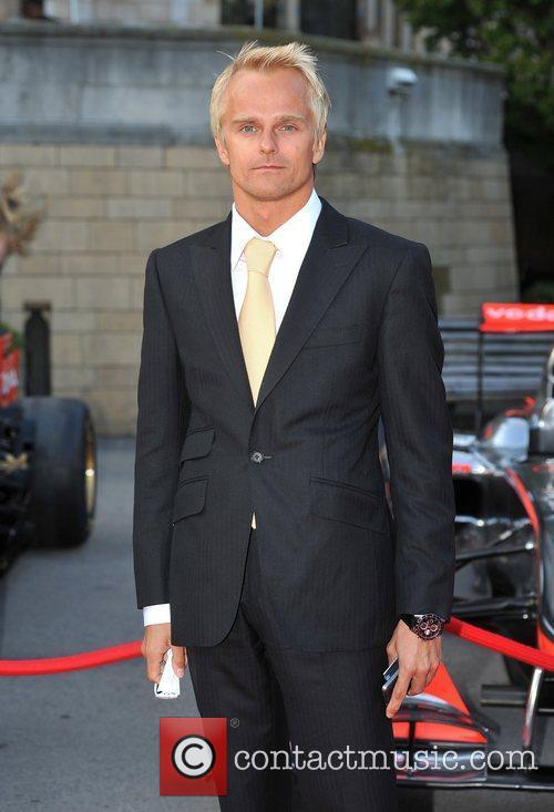 Heikki Kovalainen The F1 Party held at the...