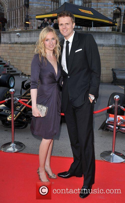 Jake Humphrey and guest The F1 Party held...