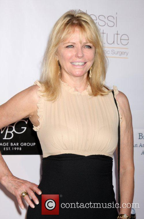 Cheryl Tiegs arriving at the Face Forward 2nd...