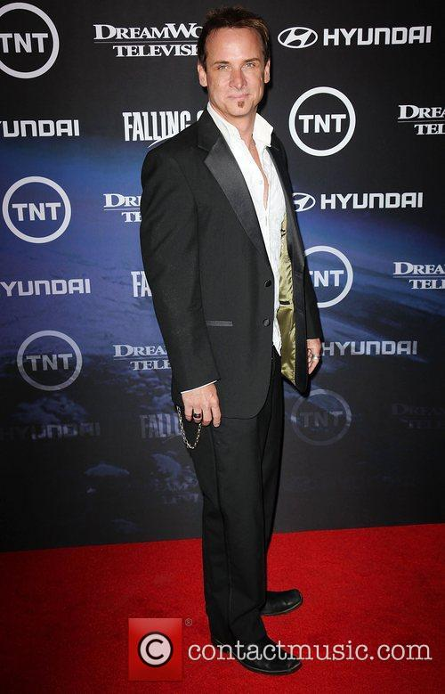 Colin Cunningham The Premiere of TNT And Dreamworks'...