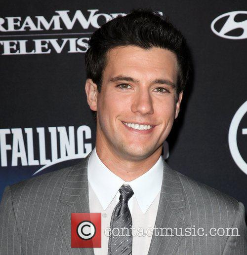 Drew Roy The Premiere of TNT And Dreamworks'...