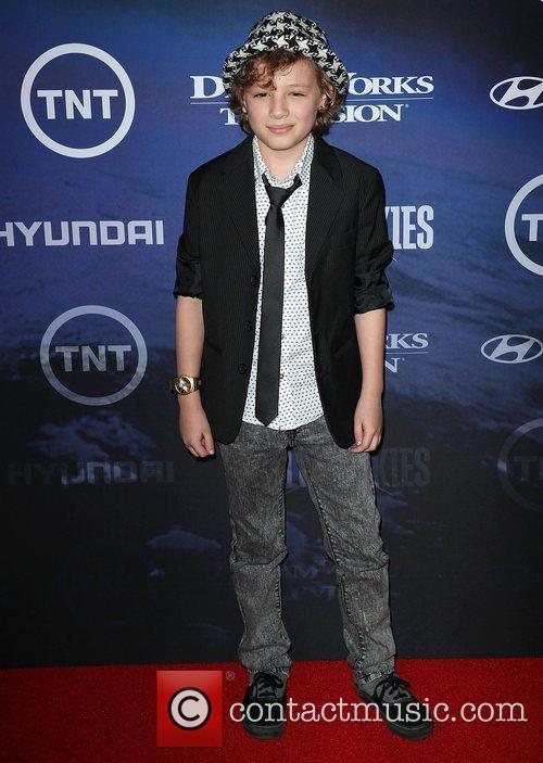 Maxim Knight The Premiere of TNT And Dreamworks'...
