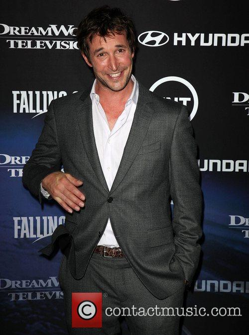 The Premiere of TNT And Dreamworks' 'Falling Skies'...