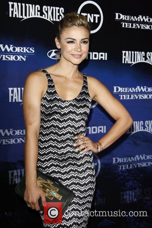 Samaire Armstrong 7