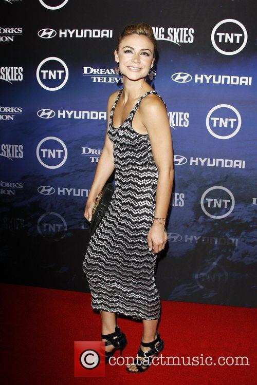 Samaire Armstrong 1