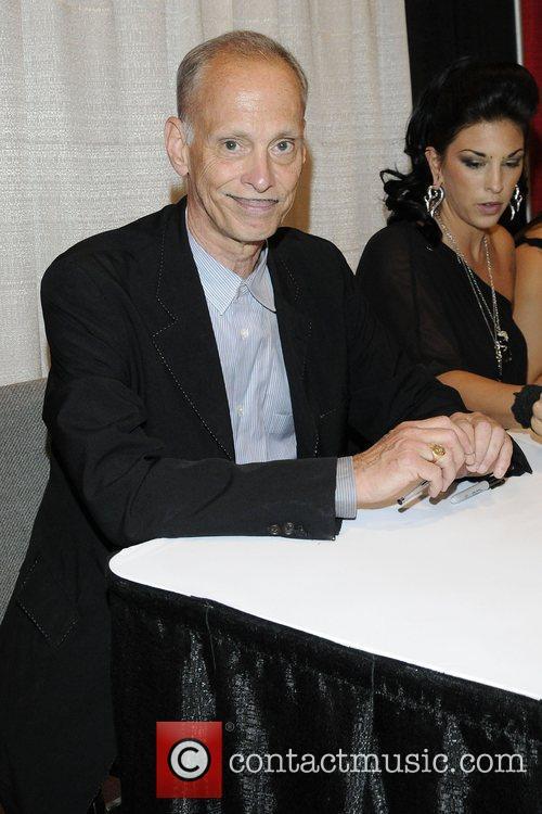 John Waters  2011 FanExpo at the Metro...
