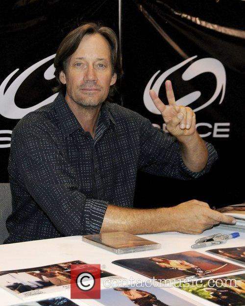 Kevin Sorbo  2011 FanExpo at the Metro...