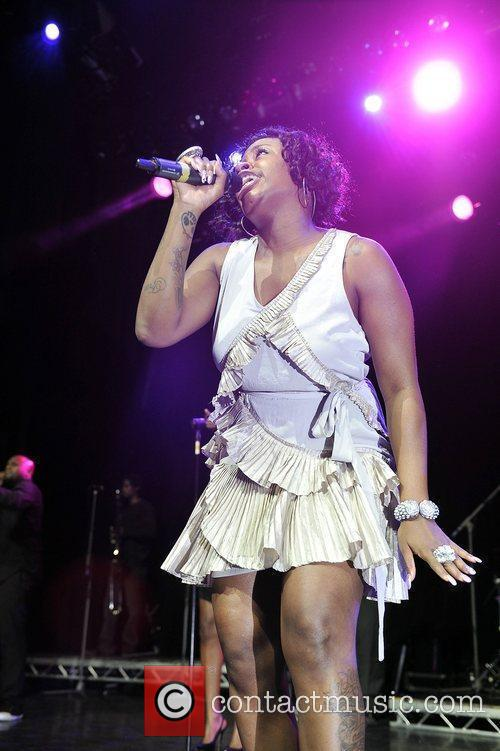 Grammy Awards, Fantasia Barrino, Grammy and O2 Arena 12
