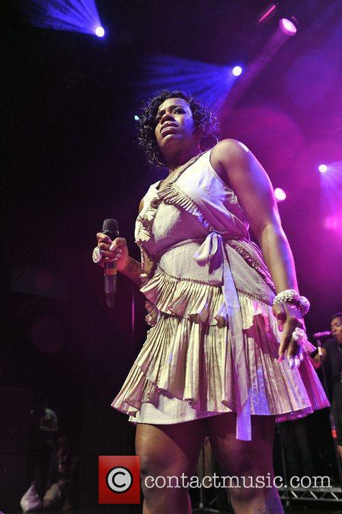 Grammy Awards, Fantasia Barrino, Grammy and O2 Arena 8