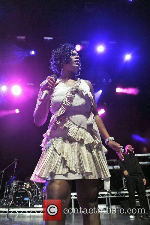 Grammy Awards, Fantasia Barrino, Grammy and O2 Arena 11