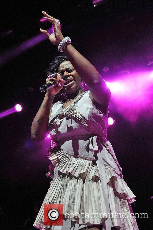 Grammy Awards, Fantasia Barrino, Grammy and O2 Arena 21