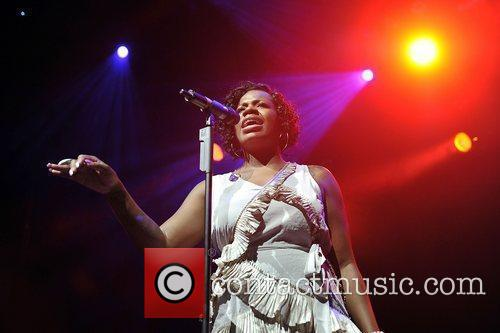 Grammy Awards, Fantasia Barrino, Grammy and O2 Arena 10